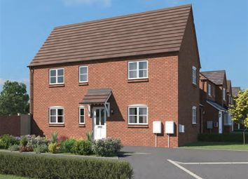 Thumbnail Semi-detached house for sale in Ivetsey Road, Wheaton Aston, Stafford