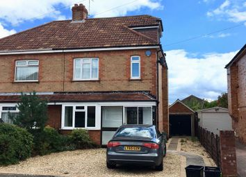 Thumbnail 4 bed semi-detached house for sale in Colin Avenue, Taunton