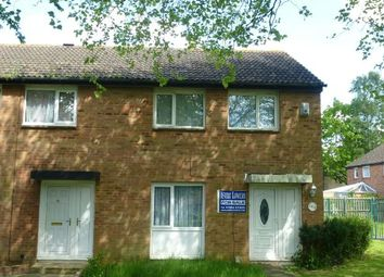Thumbnail 3 bedroom end terrace house to rent in Great Meadow, Blackthorn, Northampton