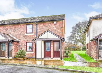Thumbnail Flat for sale in Caldew Close, Carlisle, Cumbria