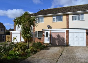 Thumbnail 3 bed terraced house for sale in Pegwell Close, Hastings, East Sussex