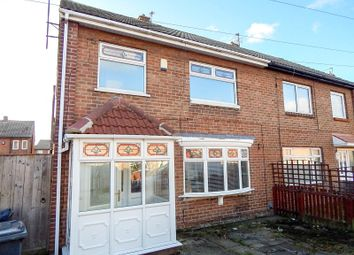 Thumbnail 3 bed semi-detached house to rent in Summerhill, Jarrow