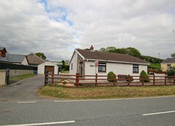 Thumbnail 2 bed detached bungalow to rent in Henfwlch Road, Carmarthen