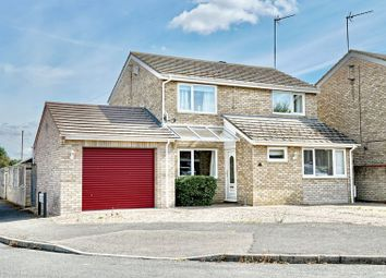 Thumbnail 4 bed detached house for sale in The Malting, Ramsey, Huntingdon