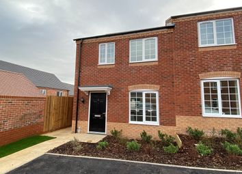 Thumbnail 2 bed semi-detached house for sale in Bradley Drive, Shipston-On-Stour