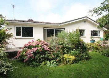 Thumbnail 4 bed detached bungalow for sale in Furzehatt Avenue, Plymstock, Plymouth