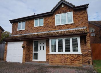 Thumbnail 4 bedroom detached house for sale in Beauchamps Gardens, Bournemouth