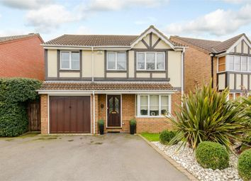 Thumbnail 4 bed detached house for sale in Canons Gate, Cheshunt, Waltham Cross, Hertfordshire