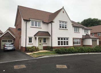 Thumbnail 4 bed property for sale in Reed Close, Chilton Trinity, Bridgwater