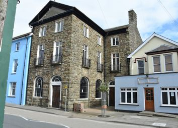 Thumbnail 3 bed town house for sale in Natwest Bank Chambers, Sycamore St., Newcastle Emlyn