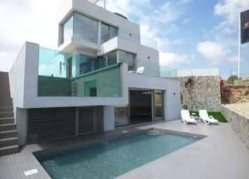 Thumbnail 4 bed villa for sale in Eastern Mediterranean Coastline, Finestrat, Alicante, Valencia, Spain