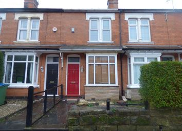 Thumbnail 2 bed terraced house to rent in Upper St Mary's Road, Bearwood, Birmingham