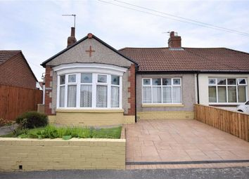 Thumbnail 2 bed semi-detached bungalow for sale in Beatrice Gardens, South Shields
