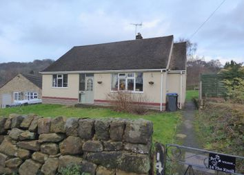 Thumbnail 3 bed bungalow for sale in 14 The Knoll, Tansley, Matlock