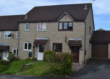 Thumbnail 2 bed terraced house for sale in Rowan Way, Woolwell, Plymouth