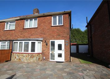 Thumbnail 3 bed semi-detached house for sale in Towncourt Lane, Petts Wood, Orpington, Kent