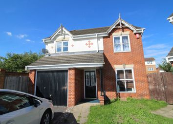 Thumbnail 4 bed detached house for sale in Neptune Close, Rainham