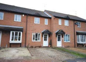 Thumbnail 2 bedroom terraced house to rent in St. Davids Drive, Thorpe End, Norwich