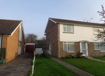 Thumbnail 2 bed flat to rent in Columbine Garden, Walton-On-The Naze, Essex