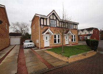 3 bed semi-detached house to rent in Pindars Way, Barlby, Selby YO8