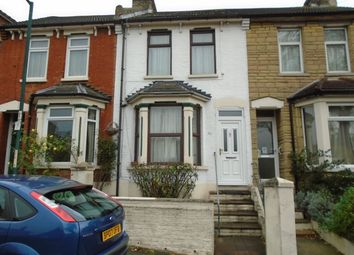 Thumbnail 3 bed terraced house to rent in Cliffe Road, Strood