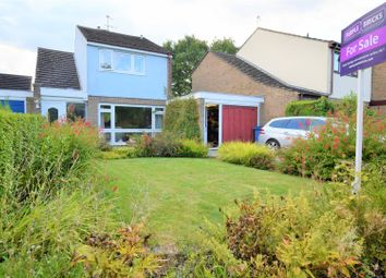 Thumbnail 3 bed detached house for sale in Heath Close, Colchester