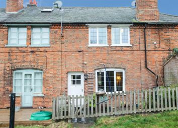 Thumbnail 3 bed terraced house for sale in Brewery Cottages, Barkby Road, Beeby, Leicester