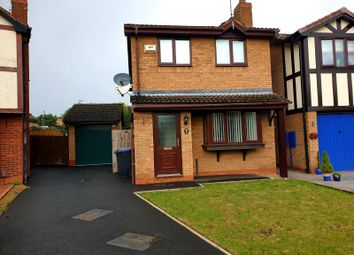 Thumbnail Detached house to rent in Wordsworth Close, Armitage, Rugeley