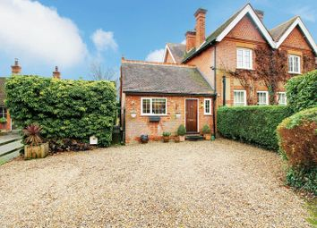 Thumbnail 2 bed semi-detached bungalow for sale in Ponsbourne Park, Newgate Street, Hertford
