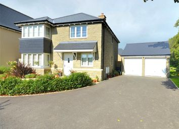 Thumbnail 4 bed detached house for sale in Centenary Way, Bovey Tracey, Newton Abbot, Devon