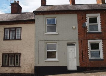 Thumbnail 2 bed terraced house to rent in Carlton Road, Kibworth Harcourt, Leicestershire