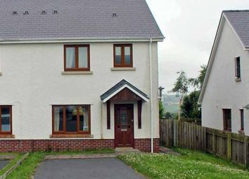 Thumbnail 3 bed semi-detached house to rent in 20 Cae'r Wylan, Aberystwyth