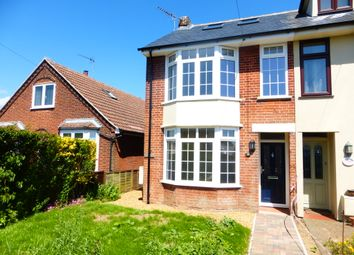 Thumbnail 4 bed semi-detached house for sale in Humber Doucy Lane, Rushmere St. Andrew, Ipswich