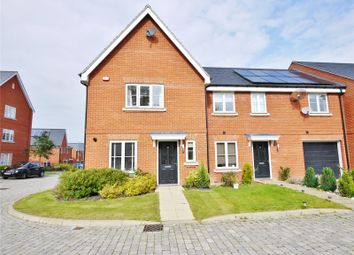 Thumbnail 3 bed end terrace house for sale in Little Highwood Way, Brentwood, Essex