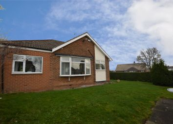 Thumbnail 4 bed detached bungalow for sale in Purbeck Grove, Garforth, Leeds, West Yorkshire