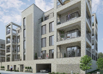 Thumbnail 3 bed flat for sale in The Visari Building At Aura, Long Road, Cambridge