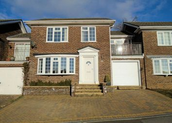 Thumbnail 4 bed terraced house for sale in Greenbanks Gardens, Wallington, Fareham