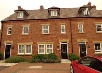 Thumbnail 3 bed terraced house for sale in Pennard Close, Great Denham, Bedford