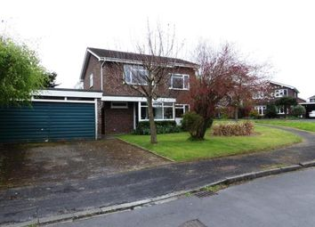 Thumbnail 4 bed detached house for sale in Wood Croft, Guilden Sutton, Chester, Cheshire