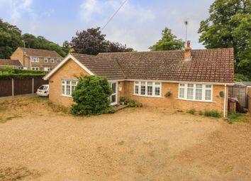 Thumbnail 4 bed detached bungalow for sale in East View, Freckenham, Bury St. Edmunds
