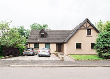 Thumbnail 4 bed detached house for sale in Hillside, Perth