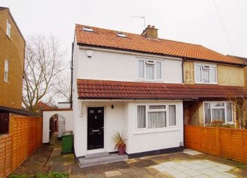 Thumbnail 3 bed semi-detached house for sale in Kingston Road, Ewell Village