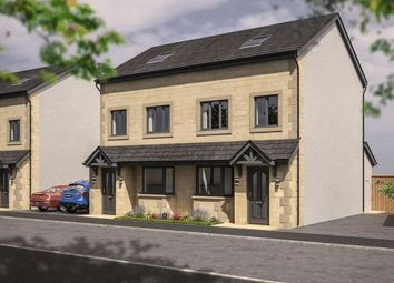 Thumbnail 3 bed semi-detached house for sale in 51 Greensnook Lane, Bacup