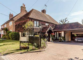 Thumbnail 3 bed detached house for sale in Addington Green, Addington, West Malling, Kent