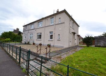 Thumbnail 2 bed flat to rent in Sinclair Street, Stevenston, North Ayrshire