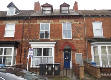 Thumbnail 3 bed terraced house for sale in Louis Street, Hull