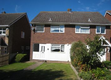Thumbnail 3 bed semi-detached house to rent in Trent Walk, Portchester