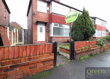 Thumbnail 2 bed semi-detached house to rent in Sussex Drive, Droylsden, Manchester