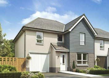 "Thumbnail 4 bed detached house for sale in ""Dalmally"" at East Calder, Livingston"