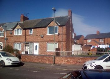 Thumbnail 2 bed end terrace house for sale in Kitchener Terrace, Langwith, Mansfield